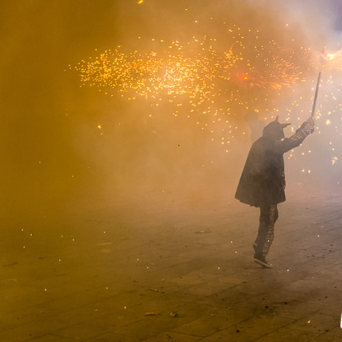 Correfoc / Dance with fire